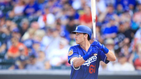 March 2017 Los Angeles Dodgers Report ESPN Los Angeles