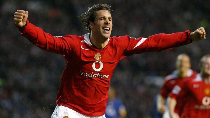 Image result for Ruud van Nistelrooy UCL