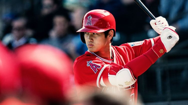 Angels clear Shohei Ohtani to resume hitting - ABC7 Los ...