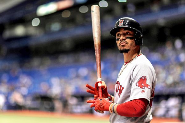 Image result for mookie betts 2018