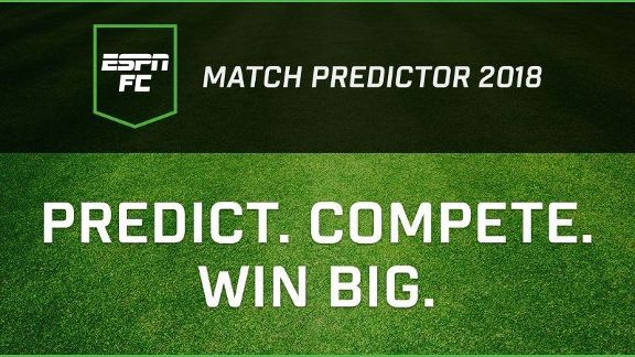 FC Match Predictor 2018