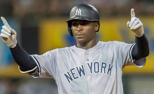 Didi Gregorius Returns To Yankees Lineup Abc7ny