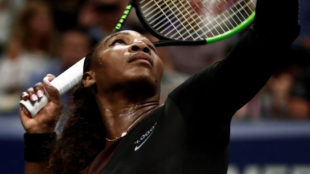 medium resolution of serena s coach supports in match coaching