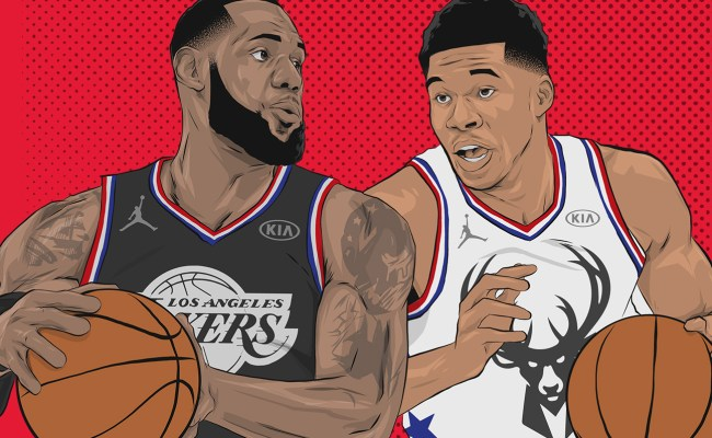 Nba All Star Game 2019 Draft Your Own Team As Lebron Or