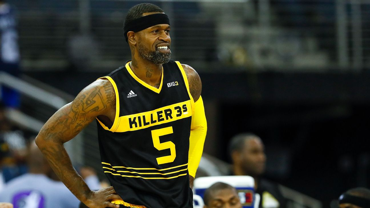 Stephen Jackson Some Spoiled Players Today Lack A Love