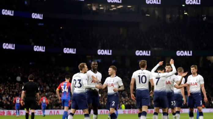 There were the expected minor hitches but all in all it was a dream night for Spurs as they opened the state-of-the-art Tottenham Hotspur Stadium.