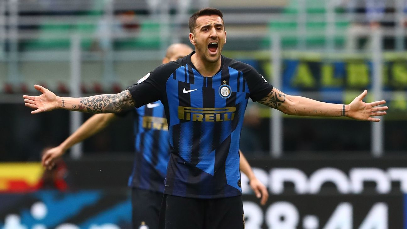 Internazionale vs. Atalanta - Football Match Report - April 7, 2019 - ESPN