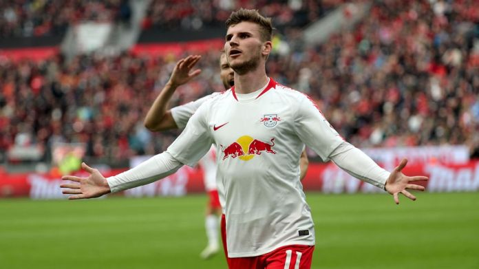 RB Leipzig vs  VfL Wolfsburg - Football Match Report - April