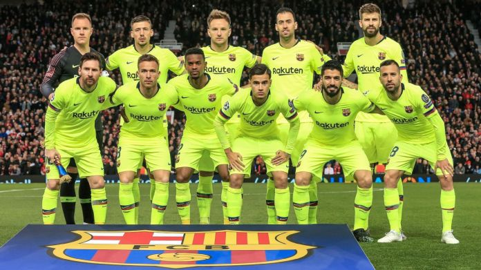 Barcelona are so close, yet still so far, from a historic third Treble. Yet the mood around the club is that anything less than the league, Copa del Rey and Champions League would be disappointing.
