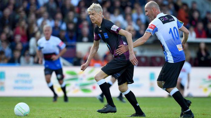 Toe Poke Daily: Wenger, Zidane, Deschamps do battle in