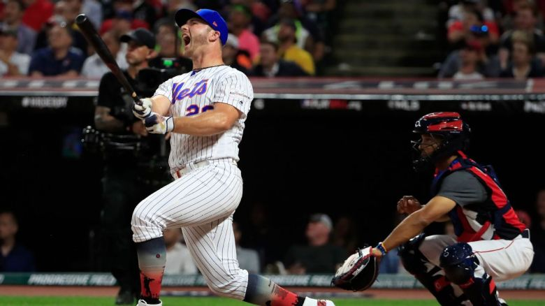 Pete Alonso stole the show in a Home Run Derby for the ages