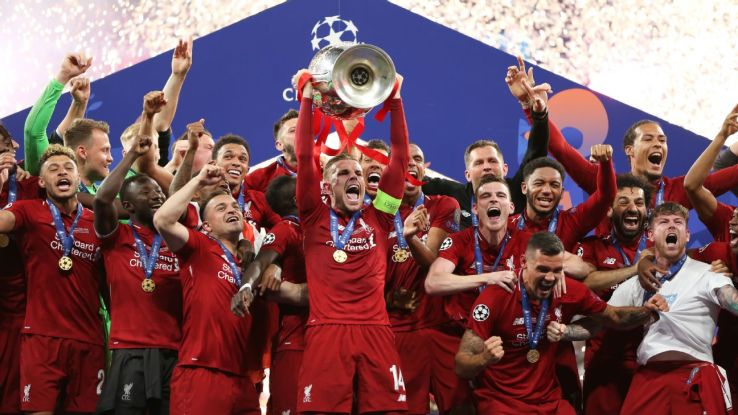UEFA Super Cup can serve as next step in Liverpool