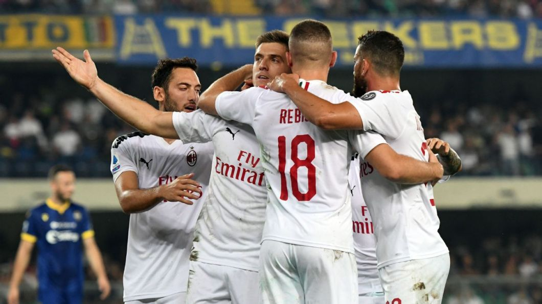 Hellas Verona vs. AC Milan - Football Match Report - September 15, 2019 - ESPN