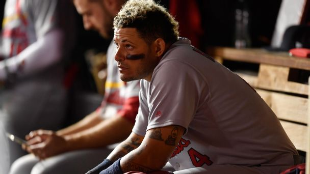 Inside the disastrous, 33-pitch inning that pretty much ended the Cardinals' season