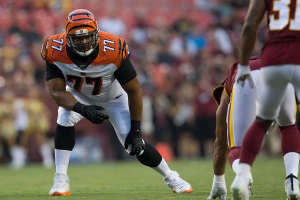 Glenn disciplined by Bengals, sits out practice