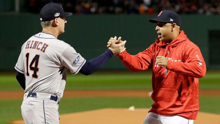 Suspensión a los Astros