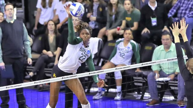 Baylor's Yossiana Pressley headlines espnW All-America NCAA volleyball team