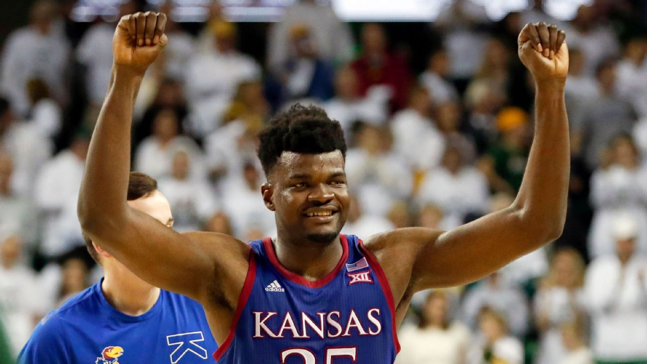 College Basketball Power Rankings Win Over Baylor Losses