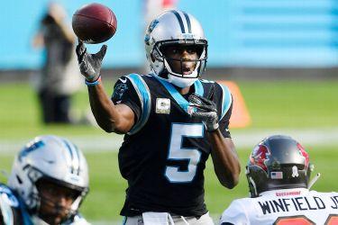 Panthers trade QB Bridgewater to Broncos