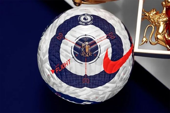 R816812 1296X864 3 2 Premier League Unveils New Nike Flight Ball To See Out The Season