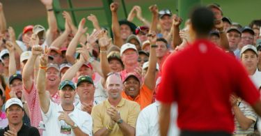 A Masters without Tiger, but with some patrons and a lot of privilege