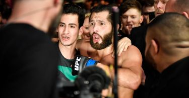 The inside story of how a scrap and a 'soda' helped turn Jorge Masvidal into a star