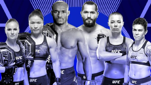 Viewers guide: Three title fights, a full house and Masvidal's chance at redemption