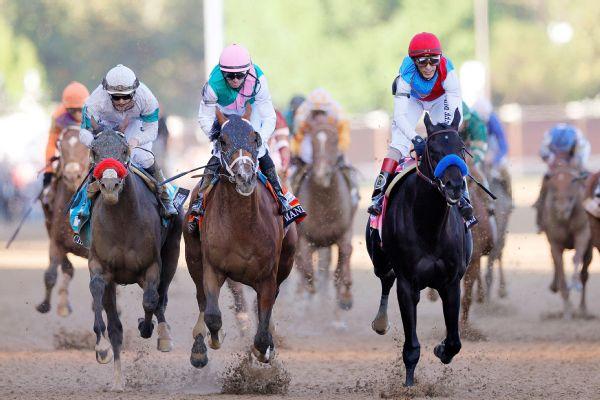 Medina Spirit gives Baffert record 7th Derby win