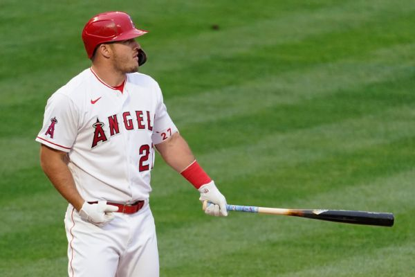 Trout, out 6-8 weeks with calf strain, feared worse