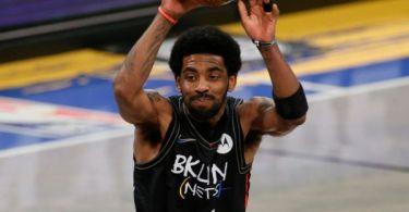 Kyrie hopes Boston return free of 'subtle racism'