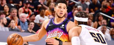 Follow live: Can Booker continue to rise as the Suns faceoff against the Nuggets in Game 1