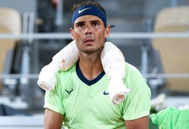 Nadal says he won't play Wimbledon, Olympics