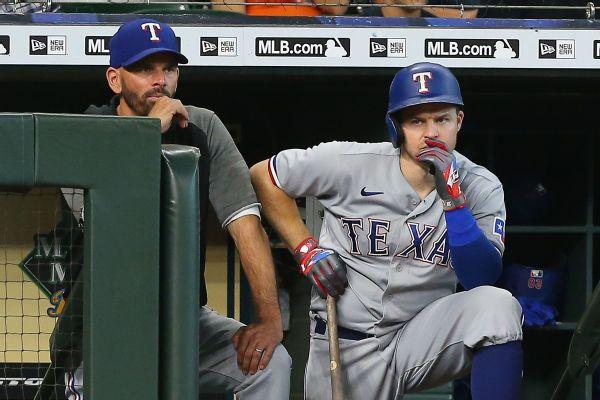 Rangers lose 12th straight, worst skid since 1982