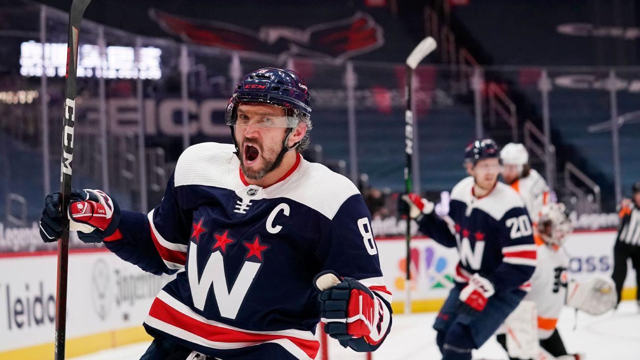 Can Alex Ovechkin still break Wayne Gretzky's goal-scoring record?