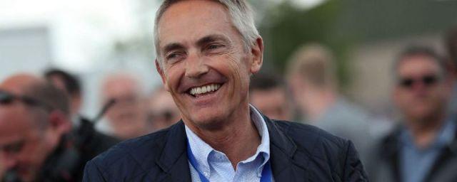 Former McLaren boss Whitmarsh to join Aston Martin