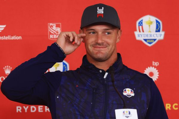 Bryson: No feuding with Koepka at Ryder Cup