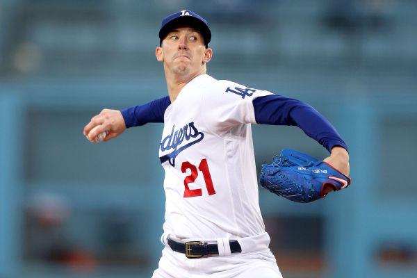 Buehler, on short rest, helps L.A. force Game 5