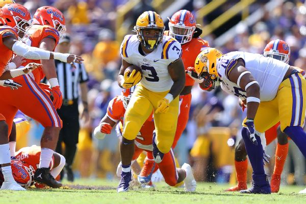 LSU stuns No. 20 Florida: 'Came to fight today'