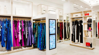 Rent the Runway NYC Flagship -