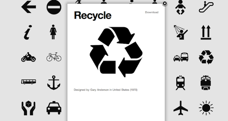 the noun project uncovers