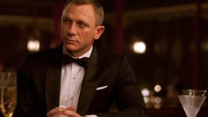 Daniel Craig en el papel de James Bond