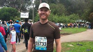 Jesse Slade Shantz, jefe médico de OMSignal.