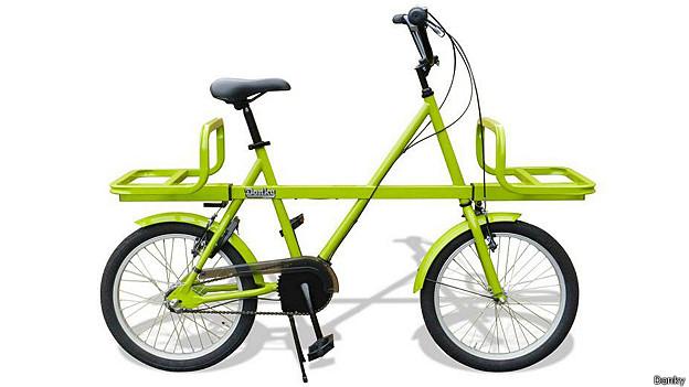 Bicicleta Donky