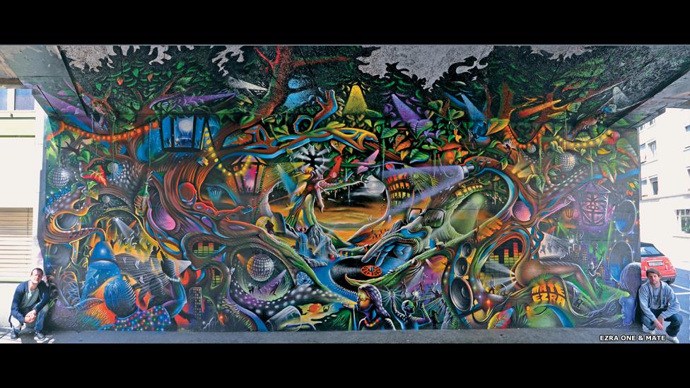 Fotogaler�a. Los mejores grafitis del mundo | Caj�n de Sastre