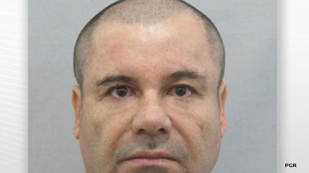 Joaquín Guzmán Loera, El Chapo. Foto: cortesía PGR