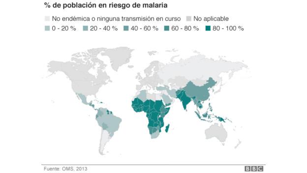 La mayoría de los casos están en África, pero en Latinoamérica la enfermedad tiene una gran incidencia.