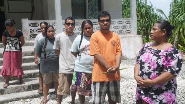 Pobladores de Pingelap