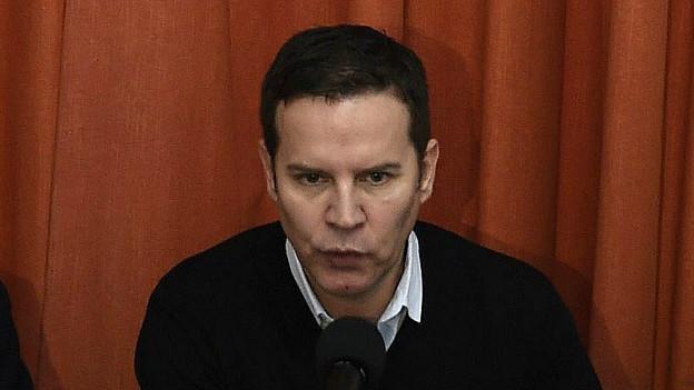 Juan Carlos Cruz, una de las víctimas de Karadima
