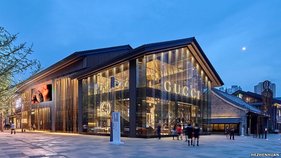 Centro comercial Sino-Ocean Taikoo Li,
