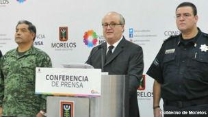 Gobernador de Morelos, Graco Ramírez
